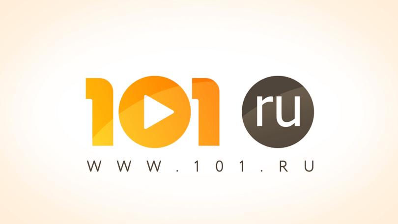 Кадр промо-ролика онлайн радио 101.RU