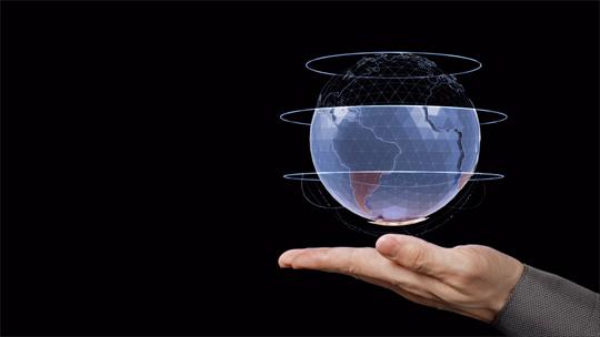 globe hologram thumbnail