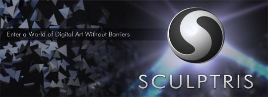 Логотип официального релиза Sculptris от Pixologic