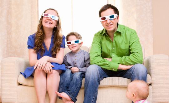 3D ТВ – предложение превышает спрос