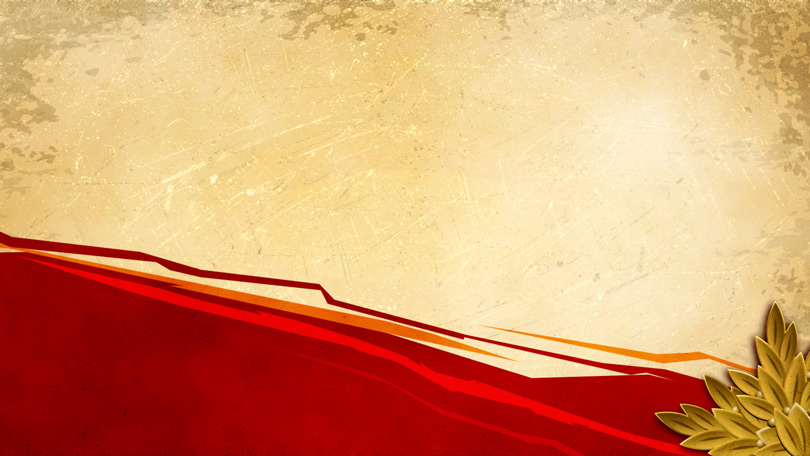Фон для графики и титров в фильме «Крымский путь казаков-пластунов»