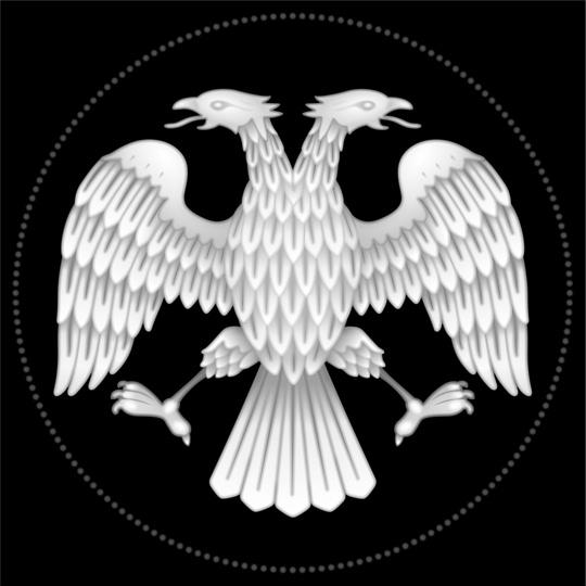 Двуглавый орёл - герб Центрального Банка Российской Федерации