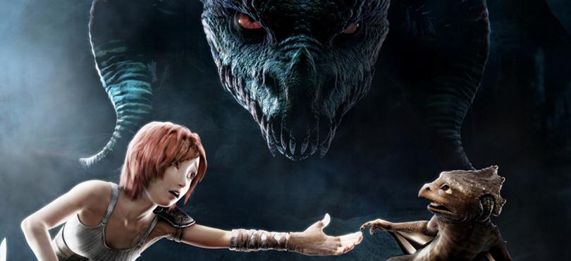 Официальный постер фильма «Sintel»