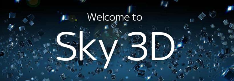 Sky 3D TV