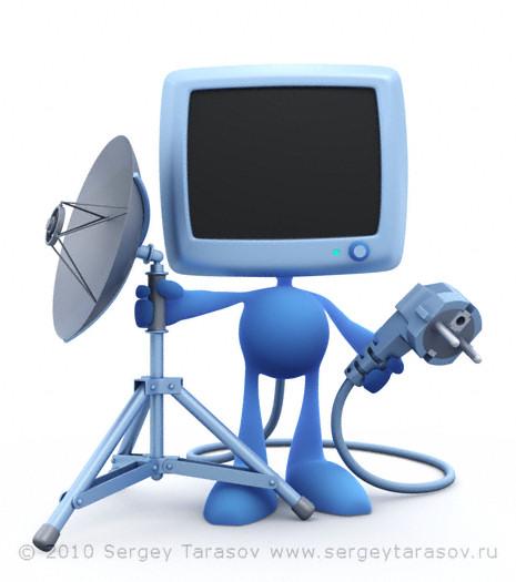 робот-телевизор-android-tv